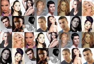 kapow modeling roster