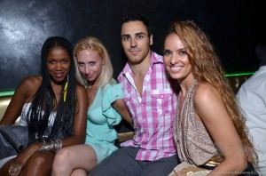 Amanda F., Kate Hoekstra, Marco-Antonio Della Pia, Kimberly Edwards of KapowModels.com